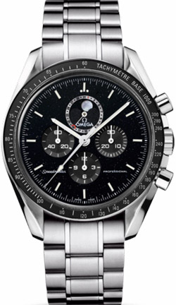 Omega Speedmaster Moonwatch Moonphase.