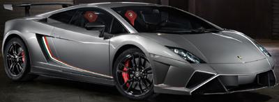 Lamborghini Gallardo LP 570-4 Squadra Corse.