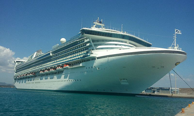 Star Princess.