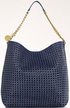 Stella McCartney Pembridge Braided Faux Vacchetta: US$1,525.