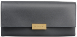 Stella McCartney Beckett Women's Wallet: US$255.