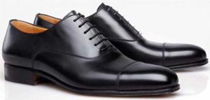 Stemar Verona Black Shoes: US$560.