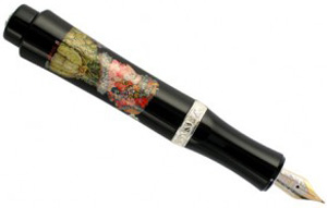 Stipula Arcimboldo - 4 Seasons: Spring Fountain Pen.
