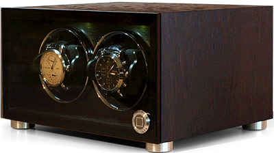 Stockinger watch winder.