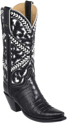 Luchese Streetwater women's boot: US$2,450.