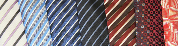 SuitArt sevenfold neckties: CHF169.