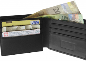 SuitArt Bifold-Wallet Classic Line: CHF139.