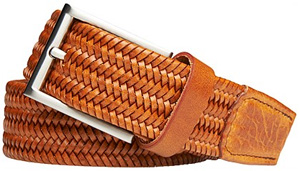 Suitsupply Brown men's belt: €39.
