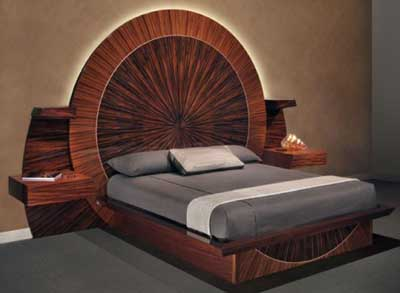 Parnian Sunset Bed: US$38,000.