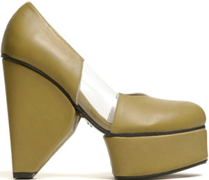 Surface To Air Louna Cut Pumps V3: €320.