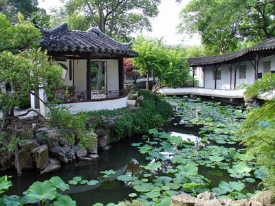 Classical Gardens of Suzhou, No. 12 Gongyuan Road, Canglang District, Jiangsu Province, Suzhou City 215006, China.