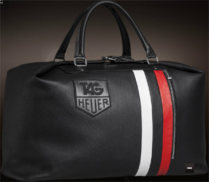 Tag Heuer Phantomatik Travel Bag.