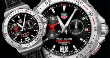 TAG Heuer Formula 1.