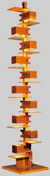 Frank Lloyd Wright Taliesin II Floor Lamp: US$2,200.