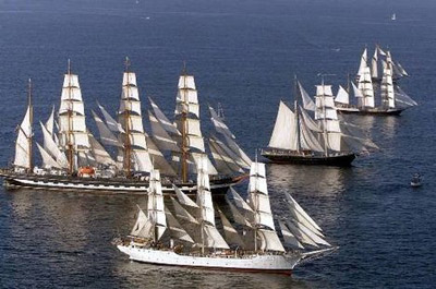 Tall Ships' Races.