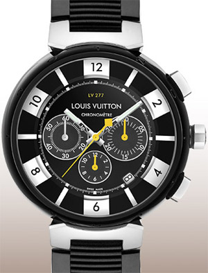 Louis Vuitton Tambour LV277 chronograph: US$16,100.