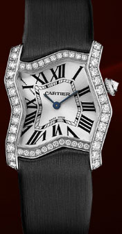 Tank Folle Watch, Cartier Libre Collection.