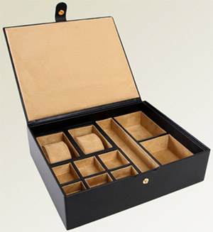 Top 50 Best HighEnd Luxury Watch Boxes Cases Holders Pouches