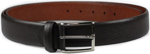 Taurillon Galuchat men's belt: US$110.