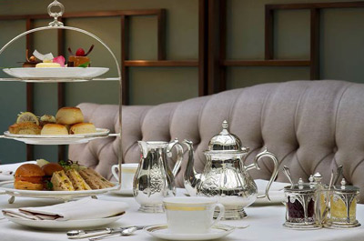 Afternoon tea at The Lanesborough, London, England, U.K.