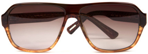 Ted Baker Aviator men's sunglasses: £90.