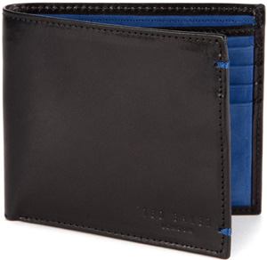 Ted Baker Altman Bilfold Wallet: US$85.