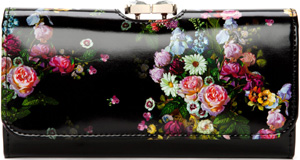 Ted Baker Balbara Oil Painting Matinee Purse: US$165.