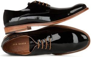 Ted Baker Etter2 Men's High Shine Shoes: £150.