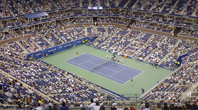 The US Open is a prestigious Grand Slam tournament.