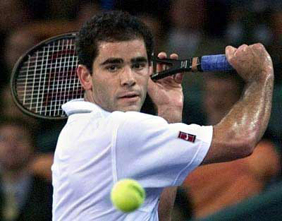 Pete Sampras.