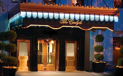 The Carlyle, 35 E 76th St, New York, NY 10021, U.S.A.