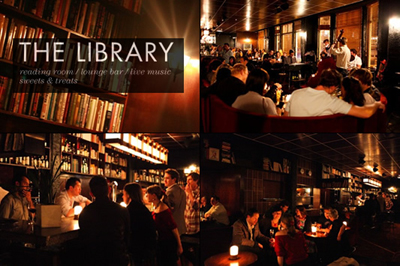 The Library, Level 1/53 Courtenay Place.