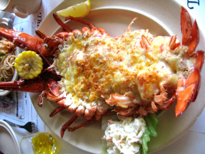 Lobster Thermidor Recipe.