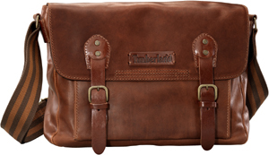 Timberland men's Earthkeepers Lyndon Messenger Bag: US$275.