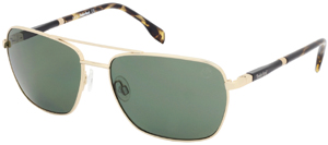 Timberland Polarized Metal Navigator Men's Sunglasses: US$98.