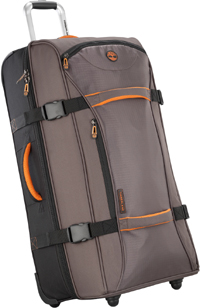 Timberland women's Twin Mountain 26-Inch Wheeled Duffle Bag: US$220.