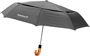 Timberland Wooden-Handled 46-Inch Women's Umbrella: US$45.
