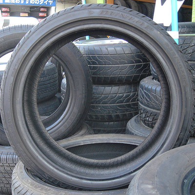 Tires.
