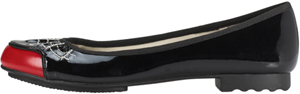 Isabel Toledo Women's Smily Gathered Toe Flat Shoe.