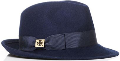 Tory Burch Classic Walking Fedora: £115.
