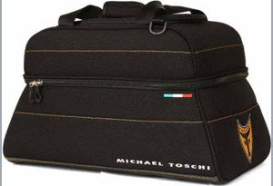 Michael Toschi Compagno Travel Bag.