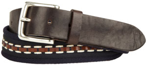Trafalgar Alistair Casual Men's Belt: US$95.