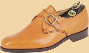 Tricker's 1829 Collection: Mayfair Shoe.