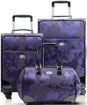 Sophisticated Jasper Conran at Tripp luggage.
