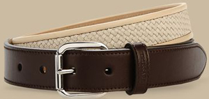 Trussardi Men's Belt: US$205.