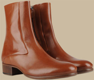 Trussardi Men's Ankle Boots: US$1,005.