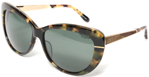 Tru Trussardi Sunglasses 1911 TD15702P GN 58 14 135 Limited Editions.