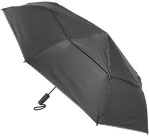 Tumi Large Auto Close Umbrella: US$80.