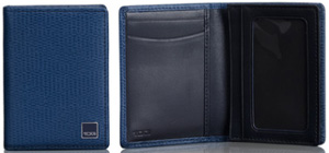 Tumi Monaco Gusseted Card Case with ID: US$98.