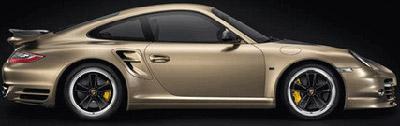 Porsche 911 Turbo S China 10 Year Anniversary Edition (2011).